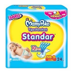 pampers bayi 0-6 bulan