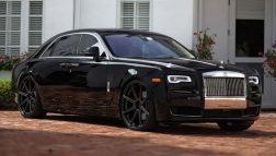 Rolls Royce Ghost indonesia