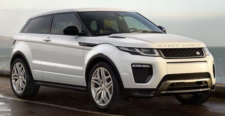 range rover evoque indonesia