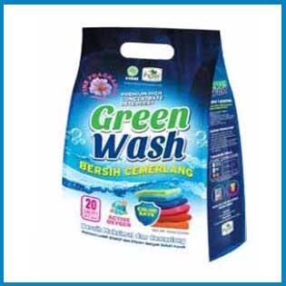 Green Wash HPAI